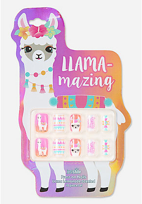 Just Shine Llama-mazing Scented Press On Nails