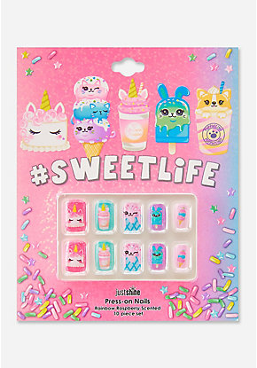 Just Shine Sweet Life Press On Nails