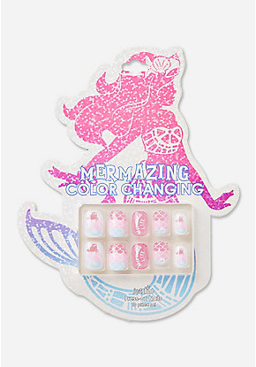 Just Shine Mermazing Scented Press On Nails