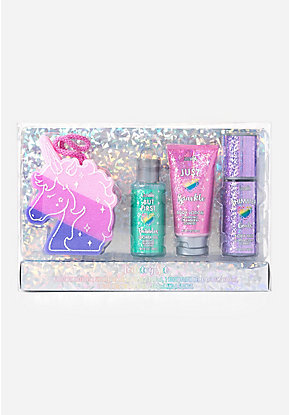 Just Shine Unicorn Toiletry Set