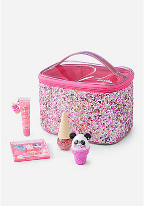 Just Shine Sweet Life Cosmetic Case Set