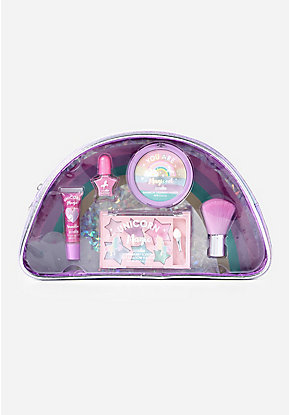 Just Shine Rainbow Unicorn Cosmetic Set