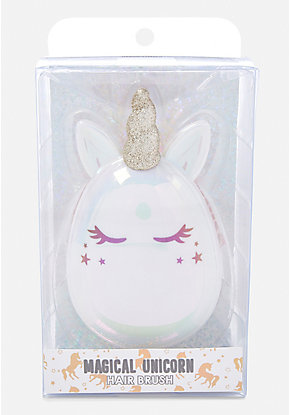 Just Shine Magical Unicorn Hair Brush