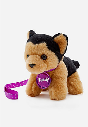 Pet Shop Teddy the German Shepherd