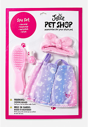 Pet Shop Spa Set