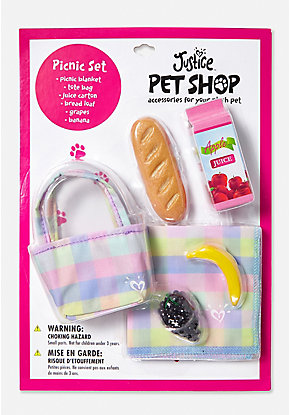 Pet Shop Picnic Set