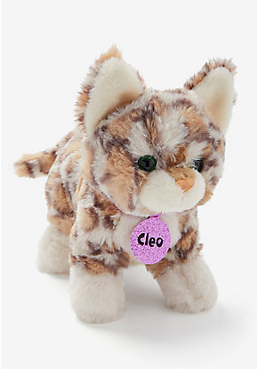 Pet Shop Poseable Cleo the Bengal Cat