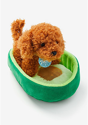 Pet Shop Scented Avocado Bed