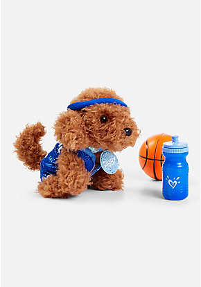 Pet Shop Basketball Set