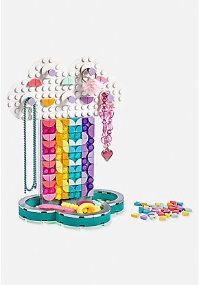 LEGO DOTS™ Rainbow Jewelry Stand