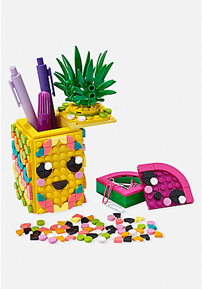 LEGO DOTS™ Pineapple Pencil Holder