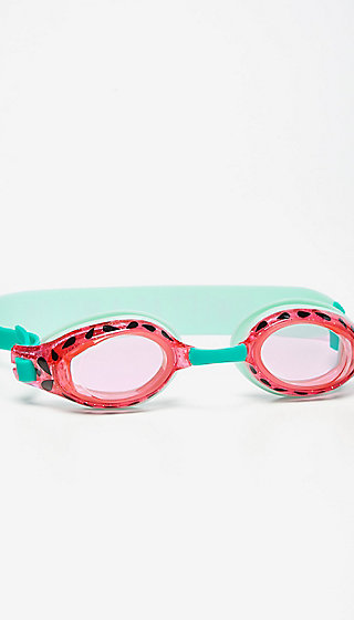 Watermelon Swimming Goggles