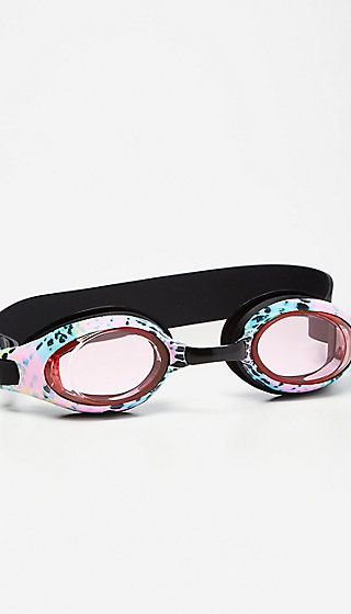 Tie Dye Swimming Goggles