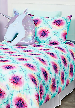 Tie Dye 5-Piece Bed in a Bag - Twin Size