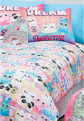 Sweet Treat 7-Piece Bed in a Bag - Queen Size