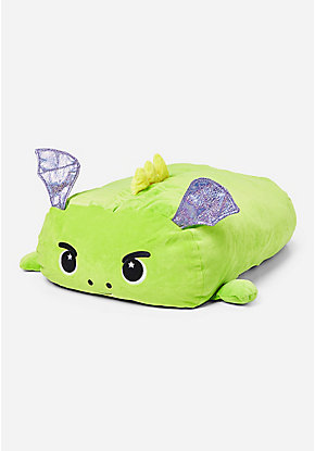 Drac the Dragon Jumbo Moosh-Moosh Plush
