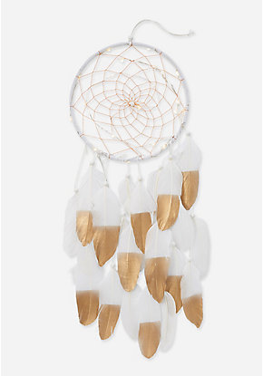 Feather Light Up Dreamcatcher
