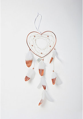 Heart Light Up Dreamcatcher