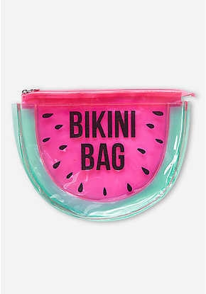 Watermelon Bikini Bag