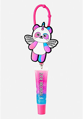 Pandacorn Lip Gloss Key Chain