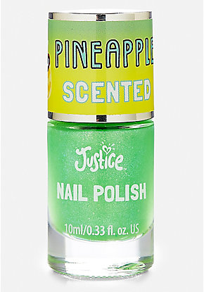 Pineapple Scented Nail Polish