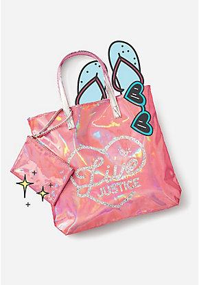 Live Justice Tote Bag