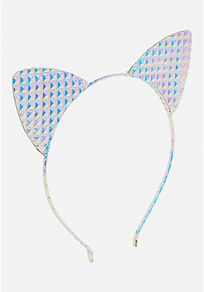 Holo Cat Ear Headband