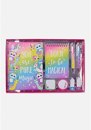 You are Pure Magical Stationary Set