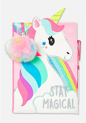 Stay Magical Unicorn Journal