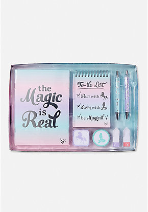 The Magic is Real Stationary Set