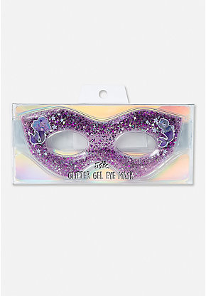 Glitter Gel Eye Mask