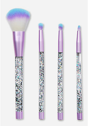 Mermaid Shaky Cosmetic Brush Set