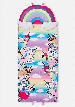 Unicorn Party Sleeping Bag