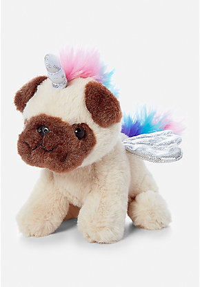 Pugacorn Plush