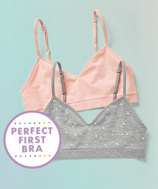 perfect first bra