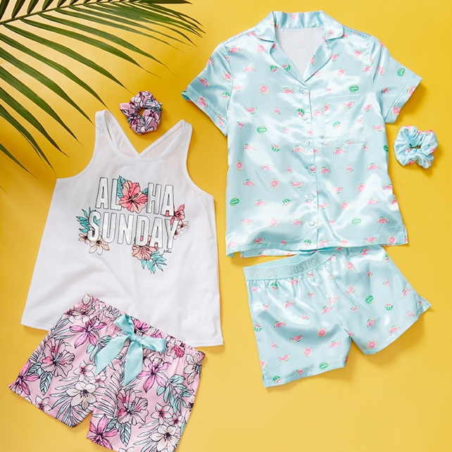 Super cute and comfy sleepwear to take her sleep style to the next level.
