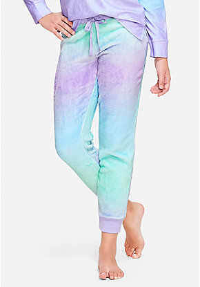 Ombre Pajama Pants