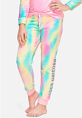 100% Unicorn Pajama Pants