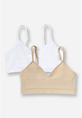 Everyday Bra - 2 Pack
