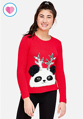 Cozy Critter Sweater