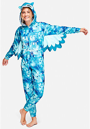 Winged Owl One Piece