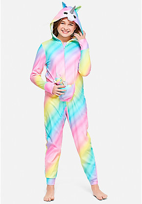 f5a4a773bb7b One Piece Pajamas For Girls - Emoji