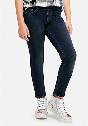 Pull On Jean Legging