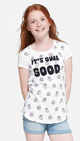 It's Owl Good Tee