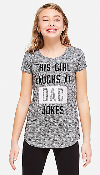 Dad Jokes Graphic Tee