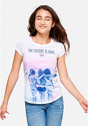 The Future is Ours Graphic Tee