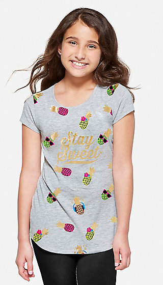 Stay Sweet Graphic Tee