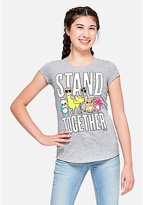 Stand Together Graphic Tee