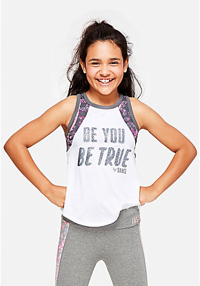 Be You Be True 2fer Tank