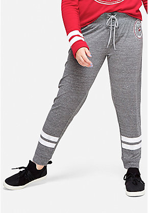 Alabama Crimson Tide Lace Up Jogger